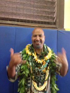 Principal Danny Garcia Kohala Elementary